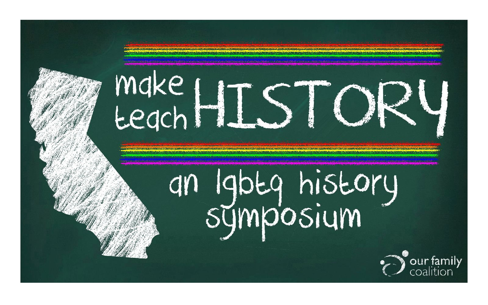 Make History, Teach History: An LGBTQ History Symposium