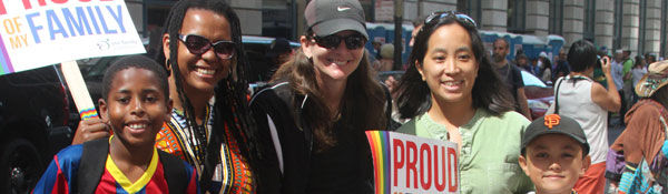 LGBTQ Family Pride