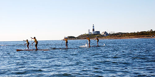 Montauk to Block Island Paddle