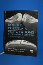 Bonded Porcelain Restorations in the Anterior Dent