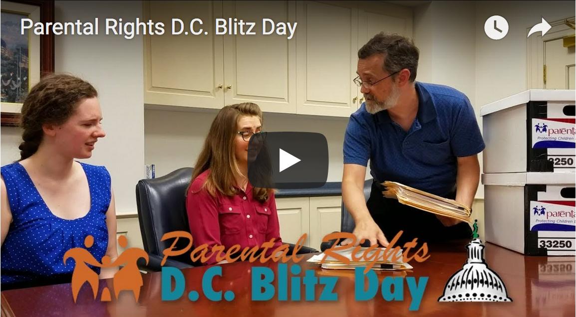Parental Rights D.C. Blitz Day Video