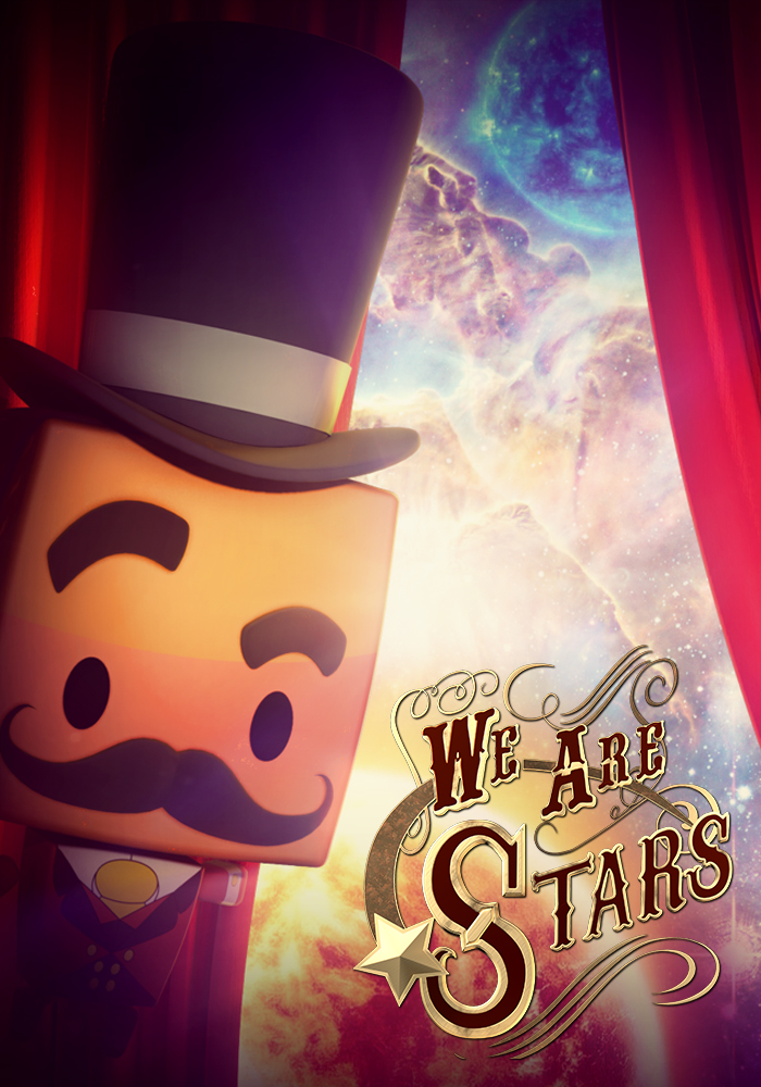 Feature Film: We are Stars @ Los Alamos Nature Center Planetarium