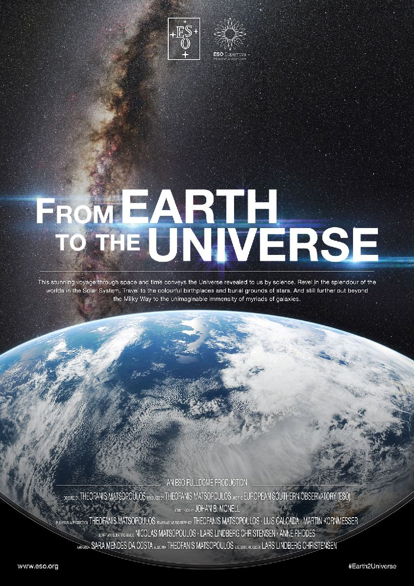 Feature Film: From Earth to the Universe @ Los Alamos Nature Center