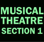 Musical Theatre (Sec. 1): Thurs, 12:00-1:30 WI18