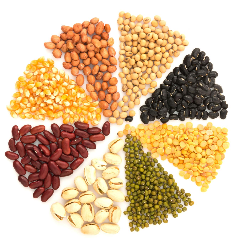 Circle of legumes