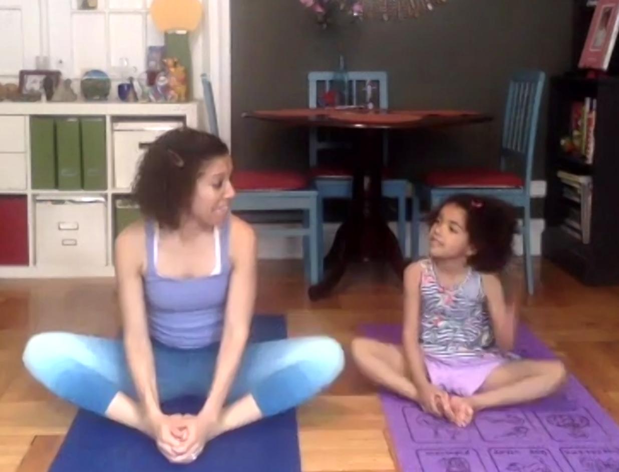 Danielle and Maya