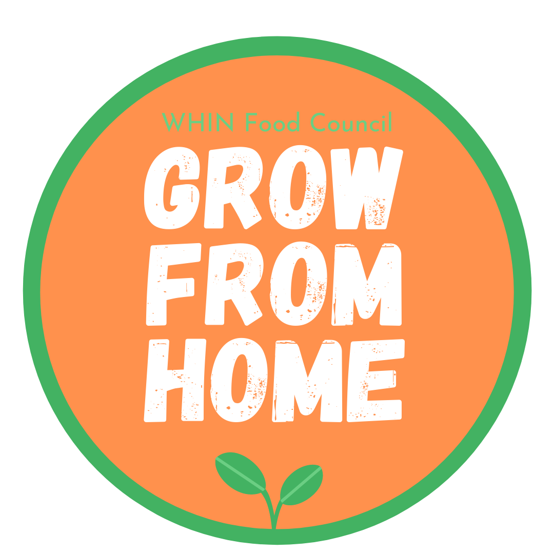 WHIN Food Council Grow From Home Project