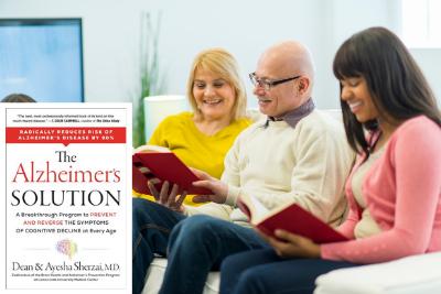The Alzheimer's Solution Book Club