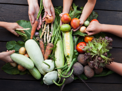 Resetting Our Food System