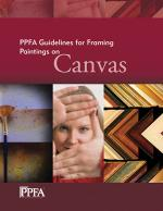 PPFA Guidelines for Framing Paintings on Canvas