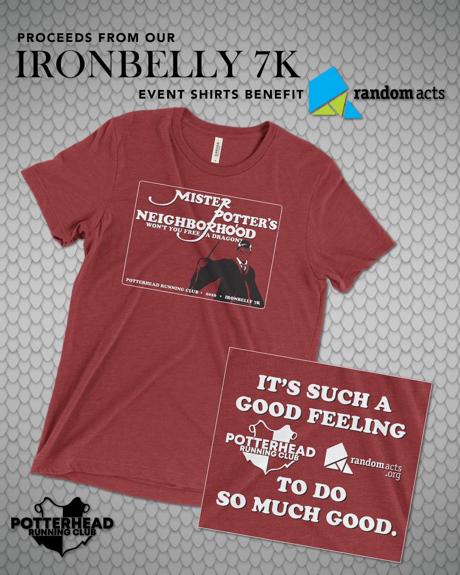 Ironbelly 7k Shirt