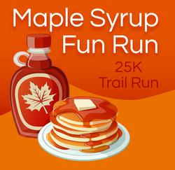 Maple Syrup Fun Run - 50K Solo Trail Run