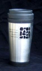 SAMA Logo Insulated Travel Mug