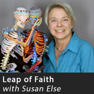 New Webinar - Leap of Faith with Susan Else!