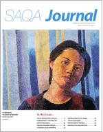 SAQA Journal - back issues
