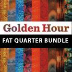 SAQA Golden Hour Fabric Bundle