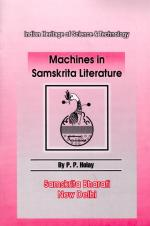 Machines in Samskritam Literature