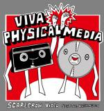"""Viva Physical Media"" T-Shirt"