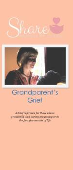Grandparent's Grief: Share Informational Brochure