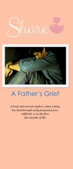 Father's Grief: Share Informational Brochure