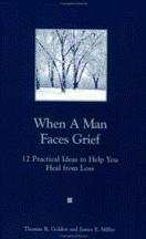 When a Man Faces Grief