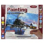 Winter Magic! Painting by Numbers kit