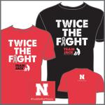 Twice the Fight T-Shirt