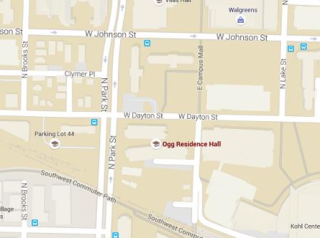 Ogg Hall Room 1225