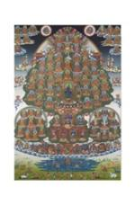 Kagyu Refuge Tree Picture Card (PR-25)