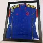 Signed Colorado Rapids MLS Jersey