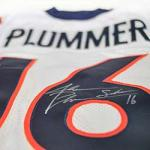 Official Broncos Jersey Signed by Jake Plummer