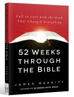 52 Weeks Through the Bible (Hardcover)
