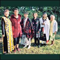 Care for the Earth with the Elders