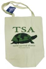 Heavy Duty Canvas TSA Tote