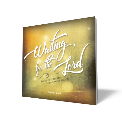 Waiting for the Lord Advent Devotional book