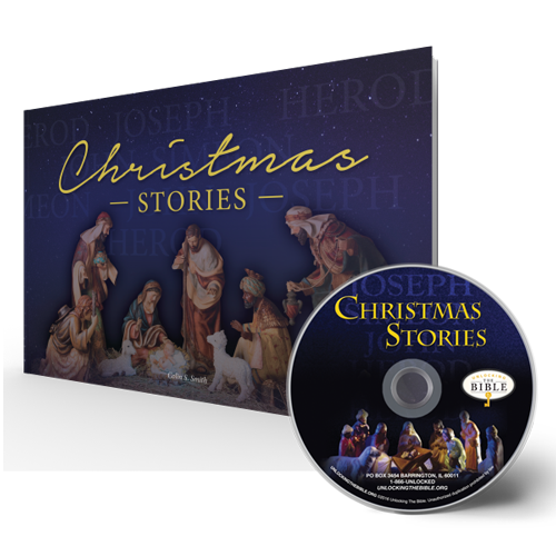 Christmas Stories book + CD series