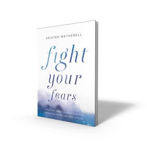 Fight Your Fears book