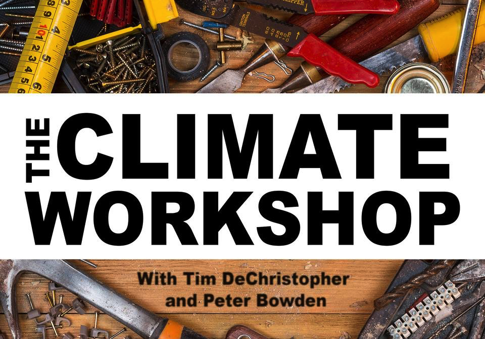 The Climate Workshop logo