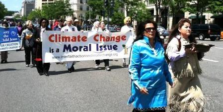 Climate Change is a Moral Issue