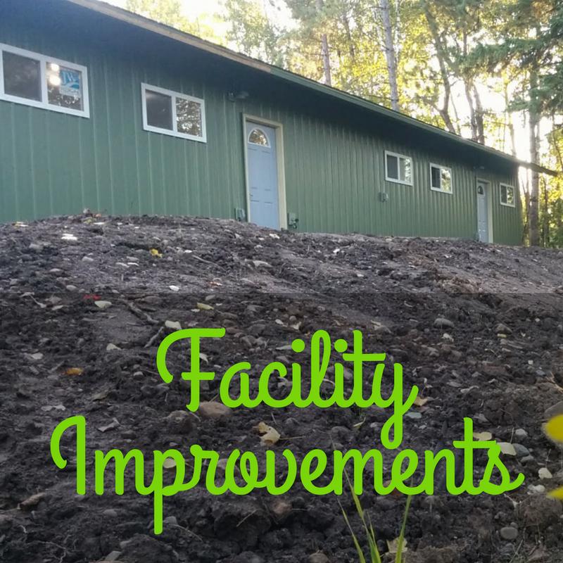 Facility Fund - Help Us Grow