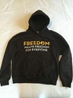 Wyoming Freedom Sweatshirt